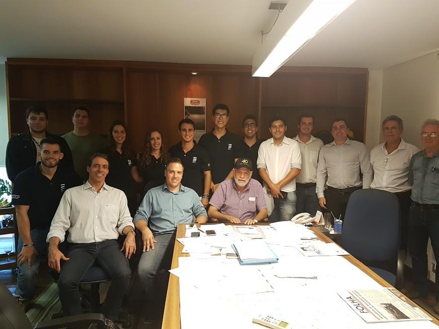 EESC jr. e Prefeitura de São Carlos
